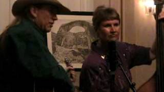 "Bill Vernieu & Joanna Joseph ""Heaven On Horseback"" at Rainbow Bridge concert"