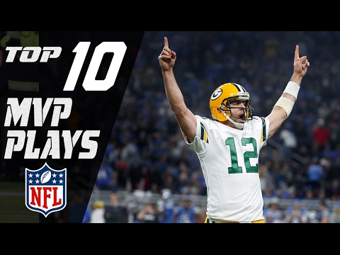 Top 10 MVP Plays of the 2016 Regular Season | NFL Highlights