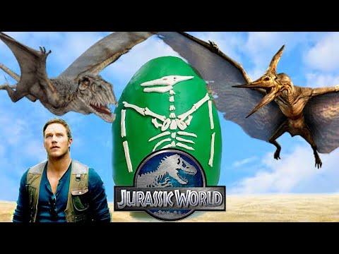 fosil-de-dinosaurio-pterodactilo-de-jurassic-world