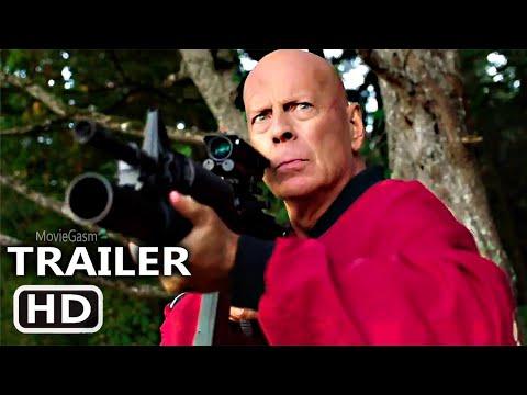 APEX Trailer (2022) Bruce Willis