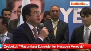 Anadolu Ajans - Nihat Zeybekçi'nin İzmir Bornova 5. Olağan Kongresindeki Konuşması