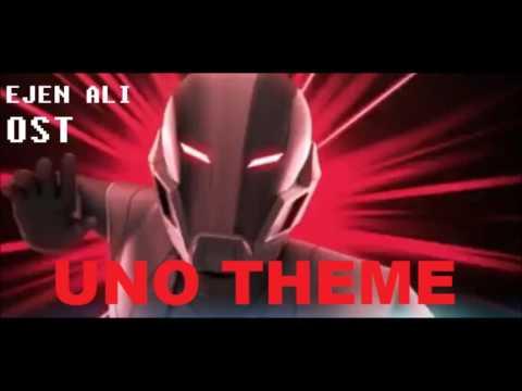 Ejen Ali OST | Uno Theme HD