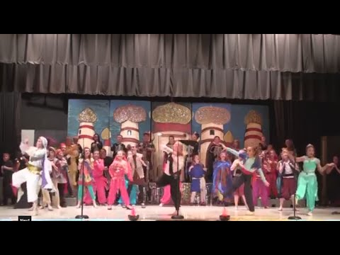 Aladdin Musical - Minford Elementary/Middle School