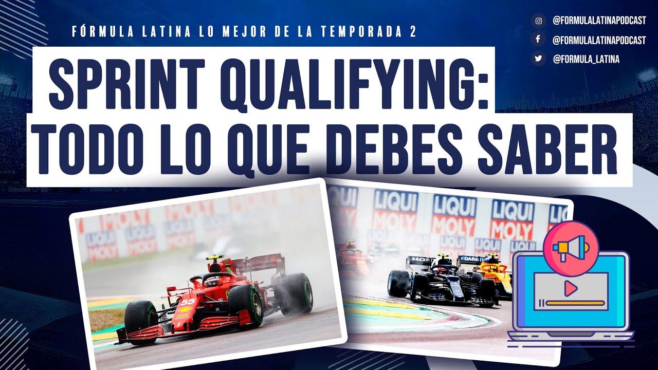 Sprint Qualifying: Todo lo que debes saber sobre los planes de la F1 - Lo mejor del Episodio 36