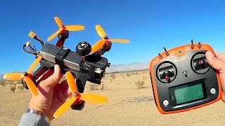 SwellPro Swift 2 Waterproof RTF FPV Racing Drone Flight Test Review