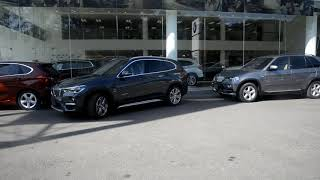 BMW X1: Parking Assistant