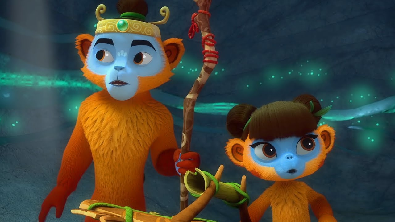 🐾 Лео и Тиг 🐾 – Сокровища обезьян – Мультики для детей – Про животных
