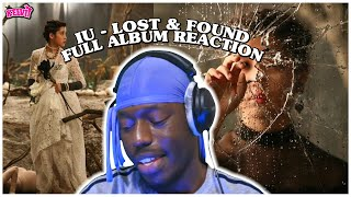 FIRST TIME REACTING TO IU LOST & FOUND | FULL ALBUM