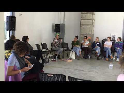 Artist Mother Studio Conference Part 3