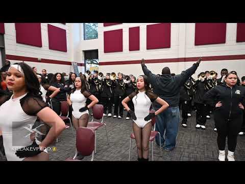 La Grange High School Vs Universal Academy - MLK Band Room Battle - 2020