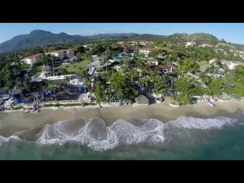 Drone Footage Captures the Domincan Republic
