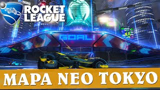 ROCKET LEAGUE: NOVO MAPA NEO TOKYO! SENSACIONAL...