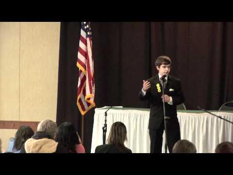 Michael Doyle MSCSA's 2012-13 Treasurer Election Speech