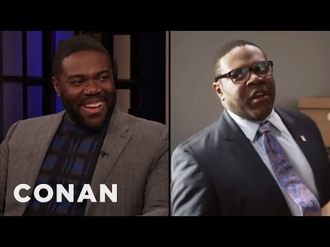 """Sam Richardson On Playing The Only """"Veep"""" Character Selina Meyer Doesn't Despise - CONAN on TBS"""
