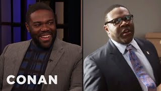 "Sam Richardson On Playing The Only ""Veep"" Character Selina Meyer Doesn't Despise - CONAN on TBS"
