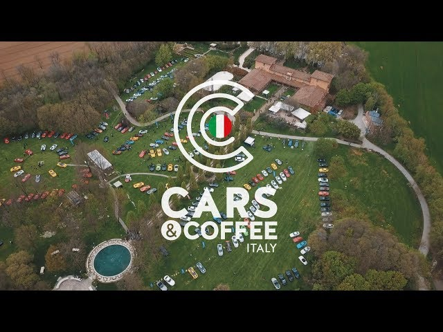 CARS & COFFEE BRESCIA 2018 - 300+ Supercars & Hypercars