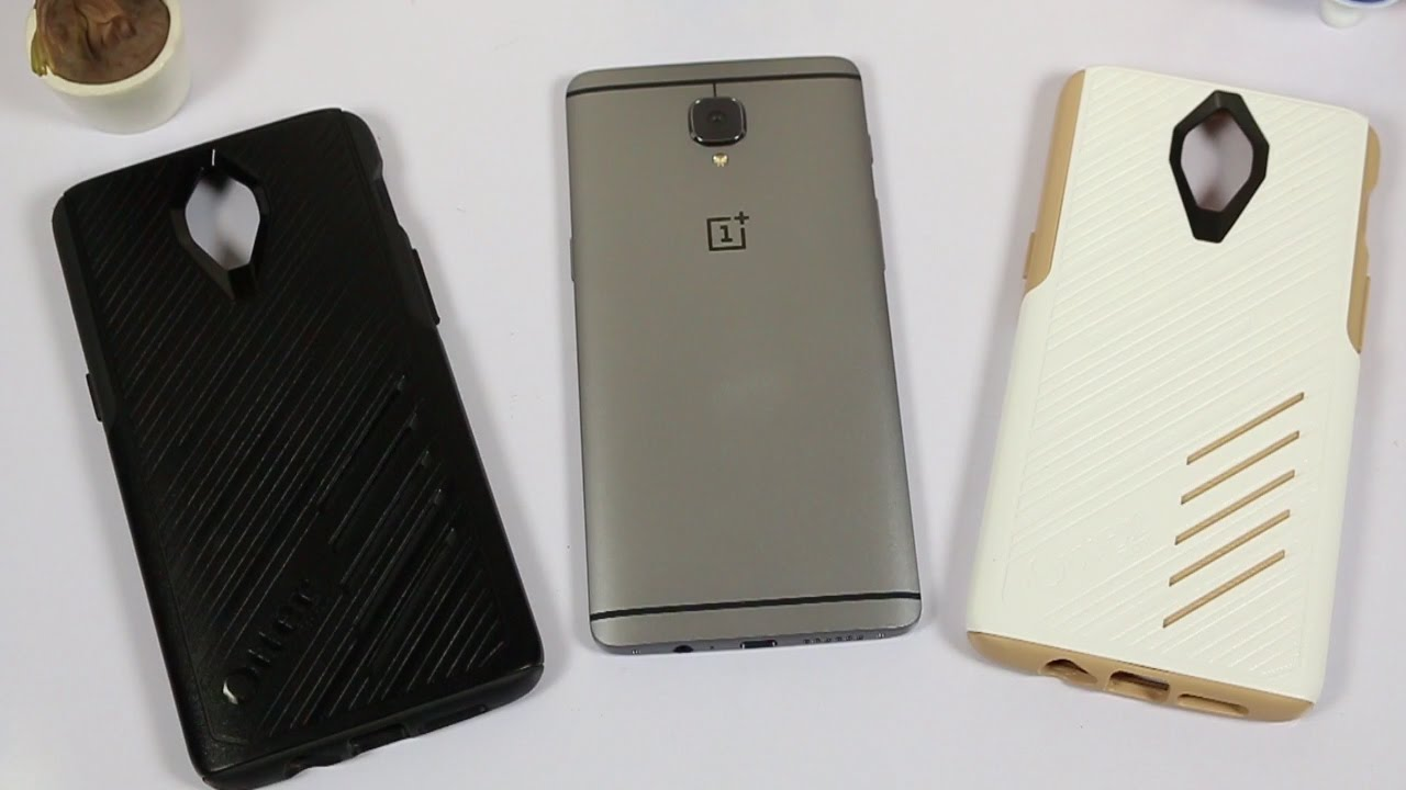 new arrival 309a8 eba4b OnePlus 3 Otterbox Case Review- Best Protection
