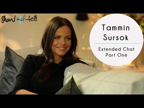 Tammin Sursok: An  Chat Part 1