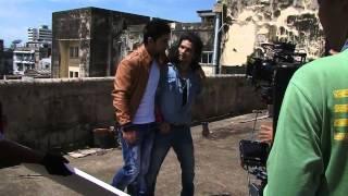 Making of Red Chief Ad - Prabhudeva Directing Virat Kohli