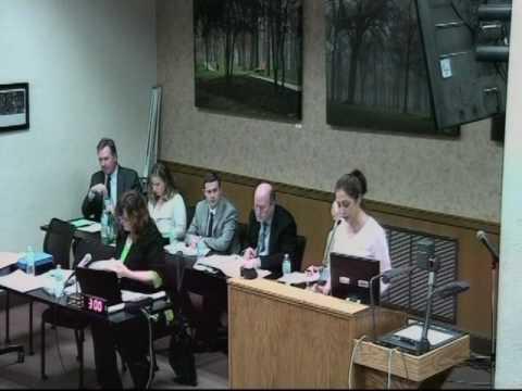 Glen Ellyn Village Board Meeting 04/10/17
