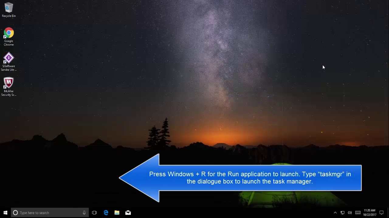 windows 10 taskbar icons missing