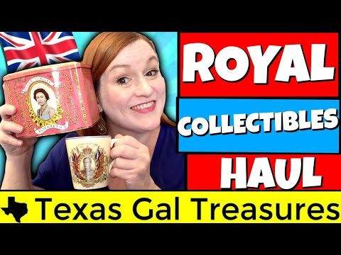 Royal Collectibles 2018 - Buying/Selling - British Royalty Commemorative Haul