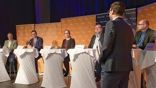 Fenomén Miloš Zeman. Veřejná debata v Plzni