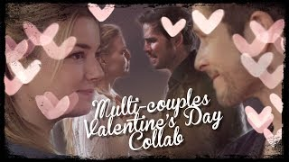 Cover images MultiCouples Collab || Happy Valentine's Day!
