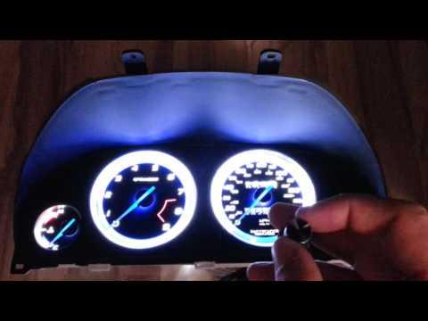 Honda Prelude 97-01 Gauge Cluster LED Mod - Joon Oh