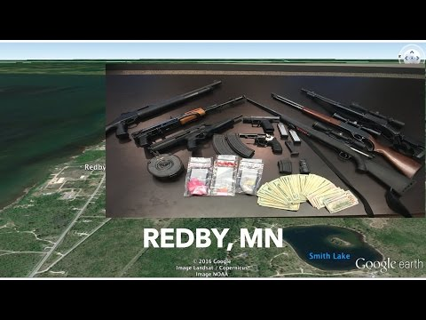 Major Drug Bust On Red Lake Reservation