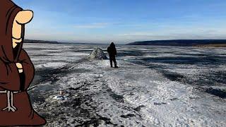 Опять Водохранилище Отчет с рыбалки Лёд 2019 2020