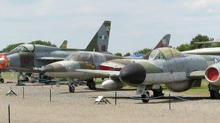 Newark Air Museum England - Southfield Jets   2018.