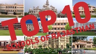 Top 10 Schools in Rajasthan | Best Schools For Intermediate Admission