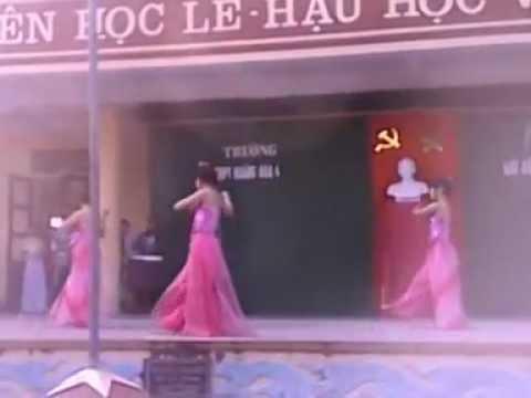 điệu múa đẹp nhất