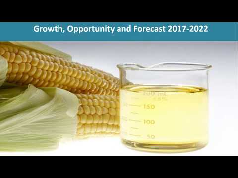 Corn Glucose Market Report 2017 | Market Trends, Share, Size and Forecast