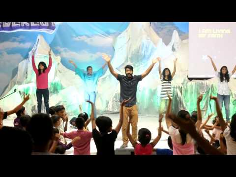 Nothing is impossible From Summer Camp 2015