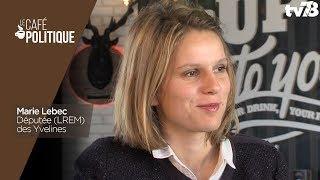 Café Politique n°70 – Marie Lebec, Députée LREM des Yvelines