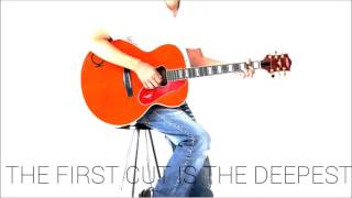The First Cut Is The Deepest さびしき丘(COVER)【ロッド・スチュワート(Rod Stewart)、シェリル・クロウ(sherylcrow)】