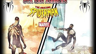 ★ Descargar Spiderman MOD - para GTA San Andreas (2016) ★