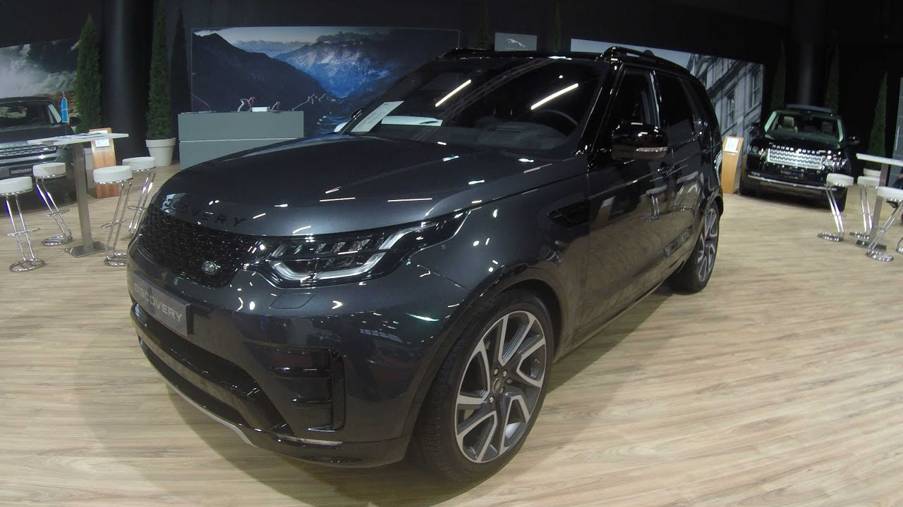 2018 Discovery Sport Interior >> LAND ROVER DISCOVERY 5 HSE COMPILATION 2 ! CORRIS GREY ...