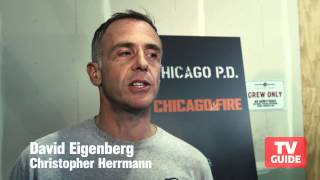 Chicago Fire and Chicago P.D. stars reveal the best part about filming in Chicago -- On the Set