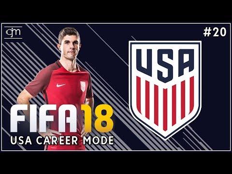 FIFA 18 USA Career Mode: Penampilan Luar Biasa Para Pemain Muda #20 (Bahasa Indonesia)