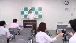 平成26年6月27日開催の、定例記者ブリーフィングの模様を生中継します。...
