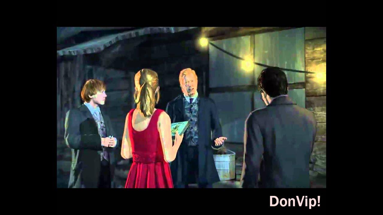 Harry Potter I Insygnia śmierci Cz1 Misja 02 Wesele Hd100
