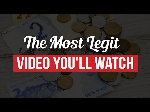 How To Make Money From Home FAST (2018) - The Most Legit Video You'll Watch