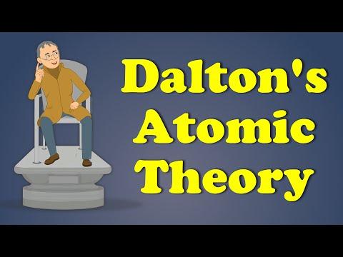 Dalton's Atomic Theory | #aumsum #kids #science #education #children