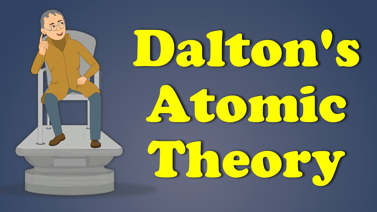 john dalton and atomic theory outline From 1807 to 1827 john dalton published in manchester, england, a new system of chemical philosophy in volume 1, parts 1 and 2, and volume ii, part 1 dalton's chemical atomic theory was the.