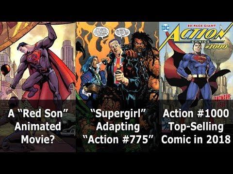 A Superman Red Son Animated Movie Speeding Bulletin January 9 15 2019 Youtube