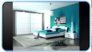 New Blue Modern Bedroom Sets