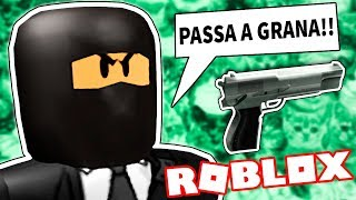 WORLD's LARGEST BANK ROBBER → Roblox funny moments #109 🎮